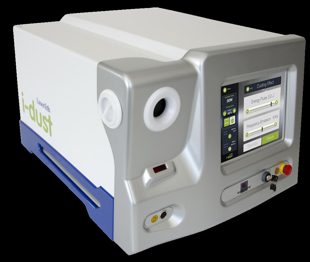 Laserlith i-dust - Equipamento Laser