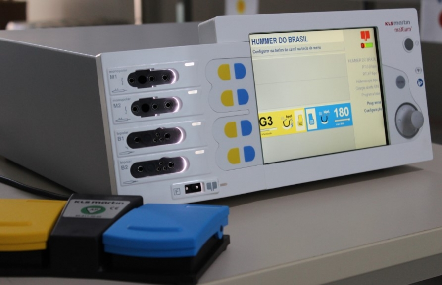 Kit Sistema Bipolar - Módulo RTU - Plasma