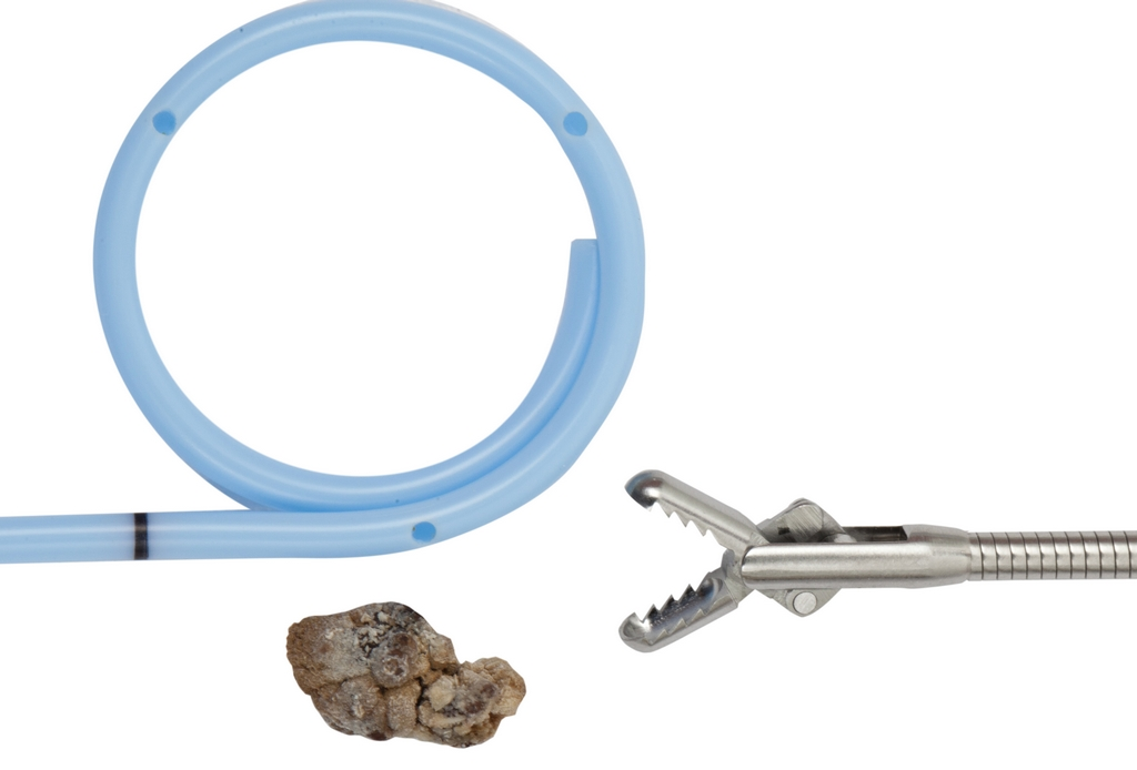 Pinça 7fr Semiflex 4mm P/ Corpo Estranho Duplo J E Biopsia